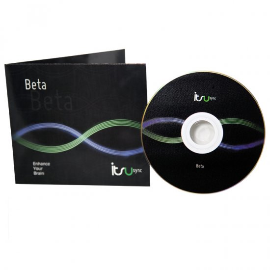 Itsu Sync Beta Binaural Beats CD - Click Image to Close